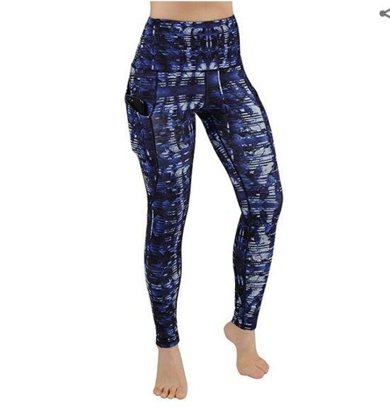ododos Pants - Ododos Yoga Athletic Cropped Leggings